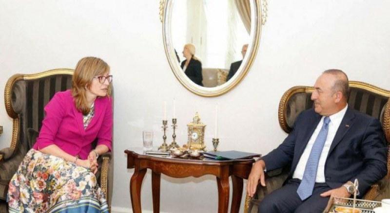 Външно привика турския посланик! Изказването на Чавушоглу – неприемливо за България