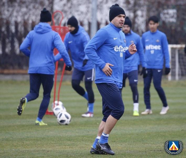 Кои ще играят за Левски в мача срещу Ботев?