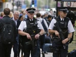 Четирима души са били наръгани с нож в гърба в Лондон