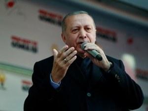 Турците гласуват на местни избори. За Ердоган вотът е