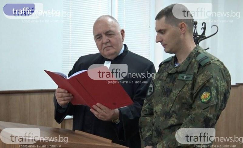Засекретиха делото срещу командоса Желязков, убил полицай в надпревара за сърцето на Люба
