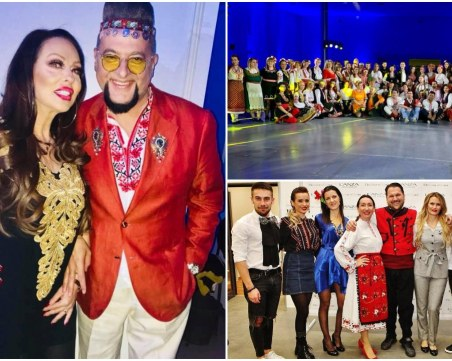 Ивана напълни дансинга на голямо Балканско парти в Панаира