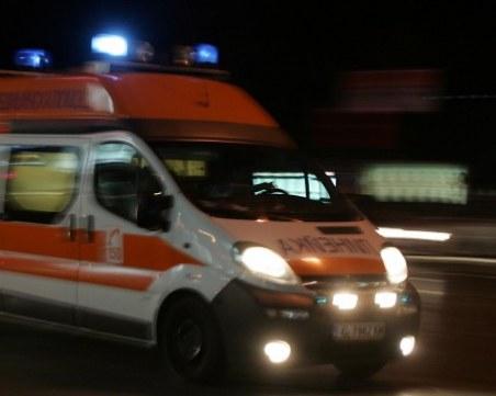 Среднощно меле на пътя до Златарица. Шестима са ранени при ПТП