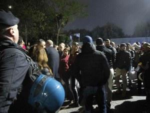 Протестиращи в Рим искат клада за ромите