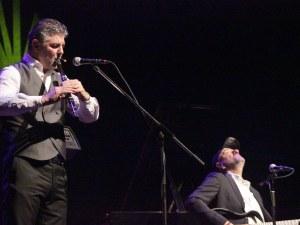 Теодосий Спасов и Влатко Стефановски с балкански концерт на Античния