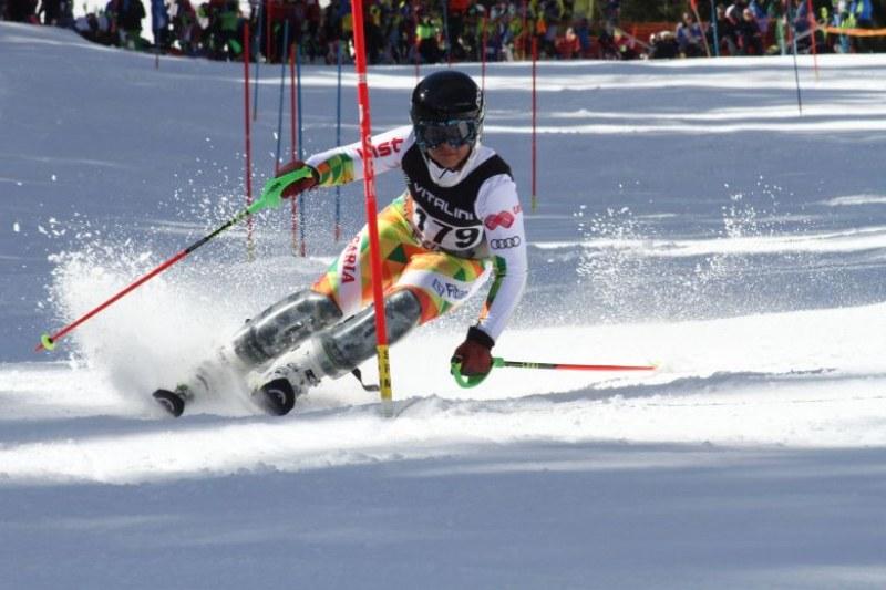 Български талант в ските продължава да жъне победи в Италия