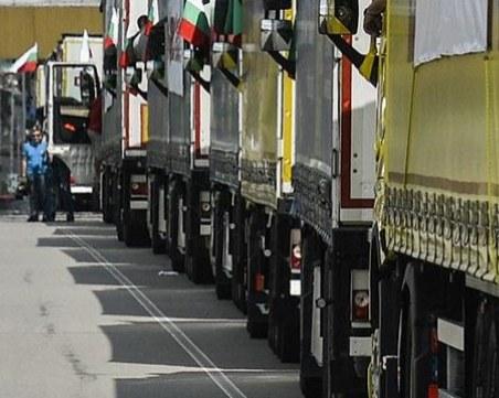 Новите сметки с толтакса: Големите камиони ще плащат тройно повече