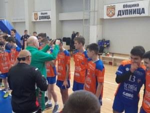 Кадетите на Виктория Волей трети на турнир в Дупница