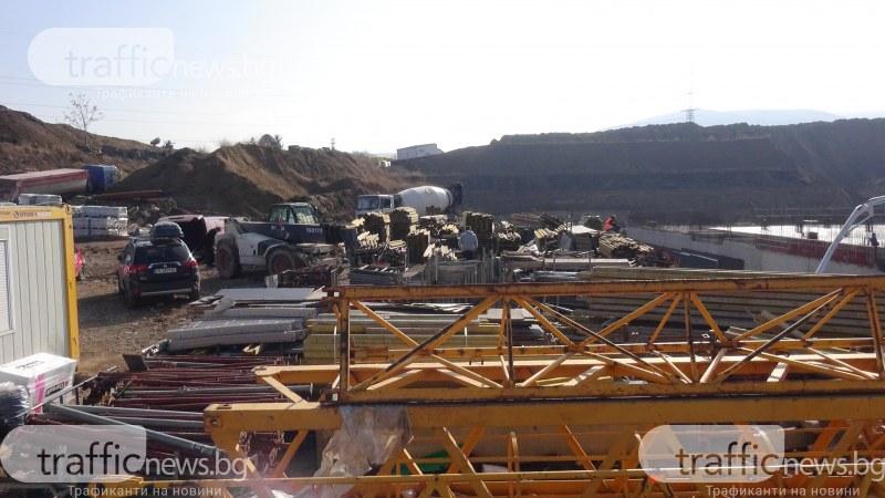 Продукцията в сградното строителство е нараснала с 13.3% за последната 1 г.