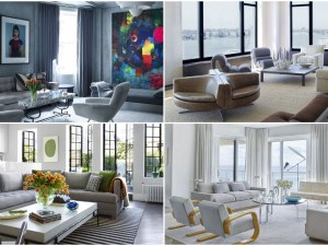Сивото – универсалният цвят, любим на всички интериорни дизайнери