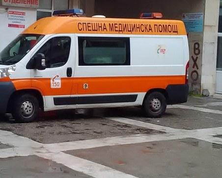 300 кг плоскости затиснаха мъж в Добрич, почина в болницата