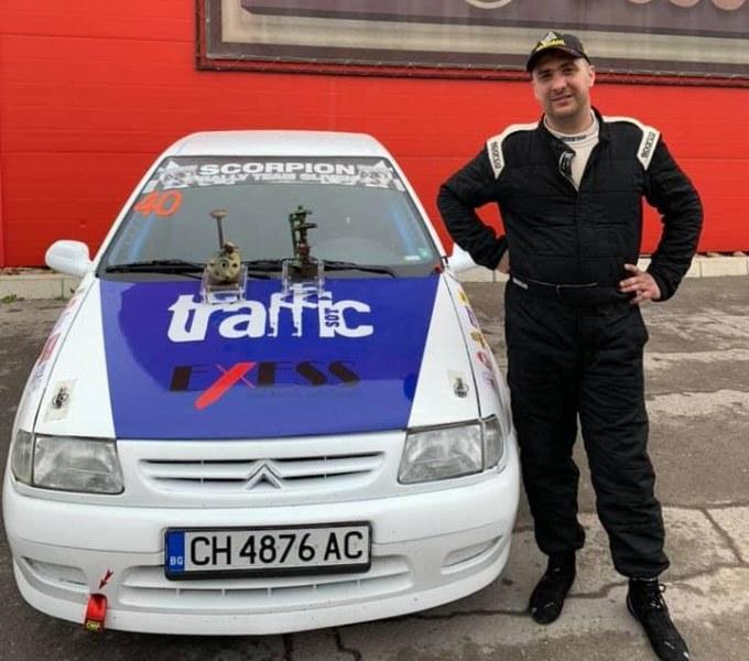 Любомир Николов спечели I кръг от шампионата по планинско изкачване