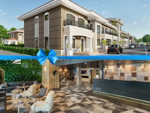 Избираш къща в CASA MIA - получаваш подарък - уикенд в Arte Spa&Park Hotel