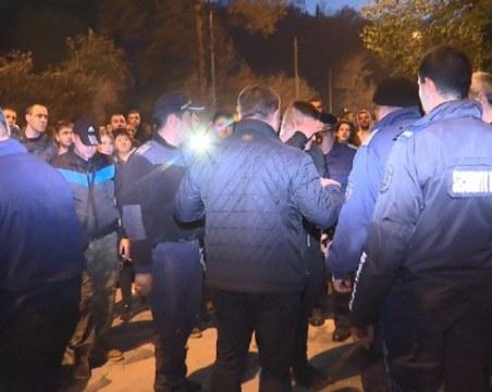 Протест в Габрово заради побоя над продавач! Напрежението ескалира!