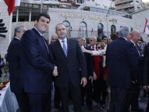 Ливански предприемач след среща с президента Радев: Първата ни инвестиция ще е в Пловдив