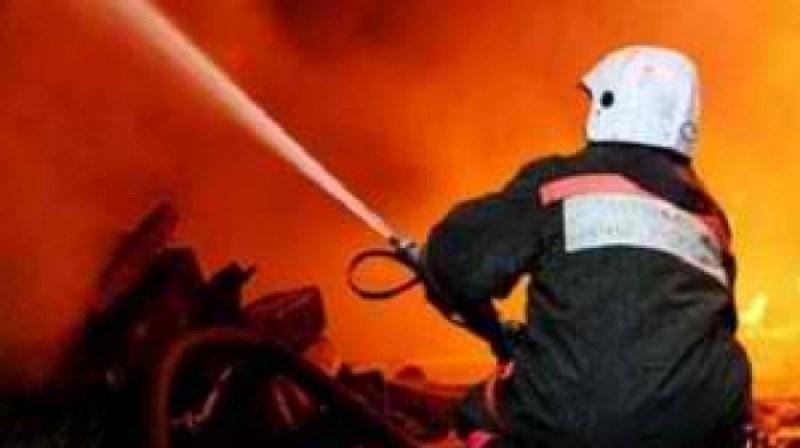 Огнено отмъщение след скандал, подпалвачът с криминално досие