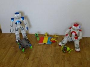 Български учени работят по създаването на робот с емоции