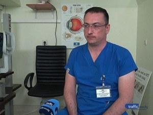 Младите лекари на Пловдив: Д-р Власиадис върна зрението на мъж след 50 години слепота