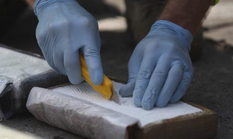 Заловиха голяма пратка кокаин в Турция