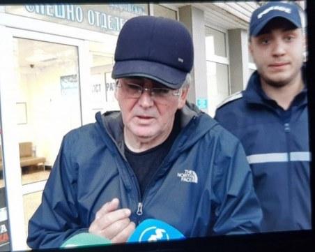 Местан с първи коментар след смъртоносната катастрофа с негово участие
