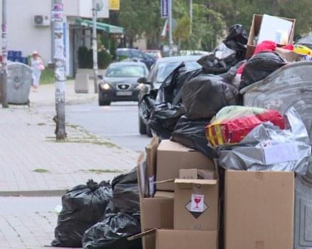 Ромско отмъщение вмирисва Габрово: Няма кой да събира боклука!