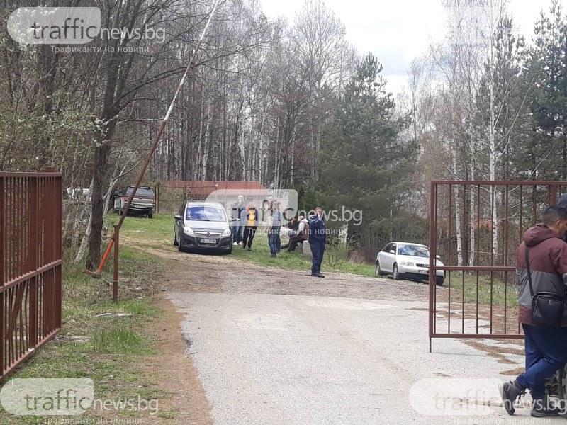 Бой с питбули край Шишмановския манастир, деветима задържани