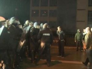 Отново протест в Габрово! Този път излязоха стотина недоволни от ромската агресия
