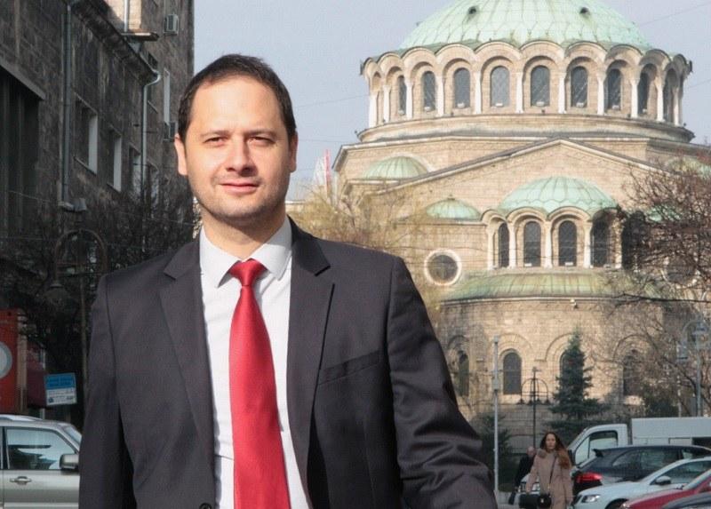 Изненадата Петър Витанов изненадан, че е втори в евролистата на БСП