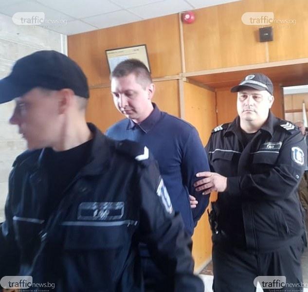 Отмениха присъдата на украинеца, убил младо семейство край Пловдив