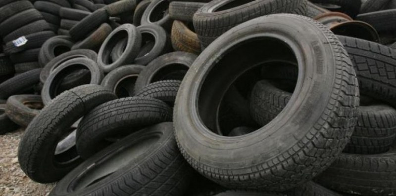 Събират стари гуми и акумулатори в Пловдив