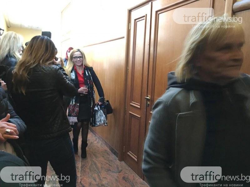 Спецсъдът реши: Десислава Иванчева в затвора до 2039 г.