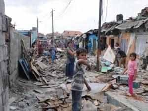 Акция в Стара Загора! Бутат къщи в ромската махала