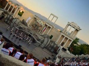 Актьори, гайдари и танцьори ще разкажат българската история на сцената на Античния театър