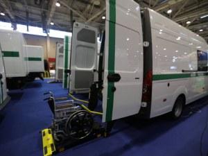 Затворническа кола за инвалиди направиха в Русия