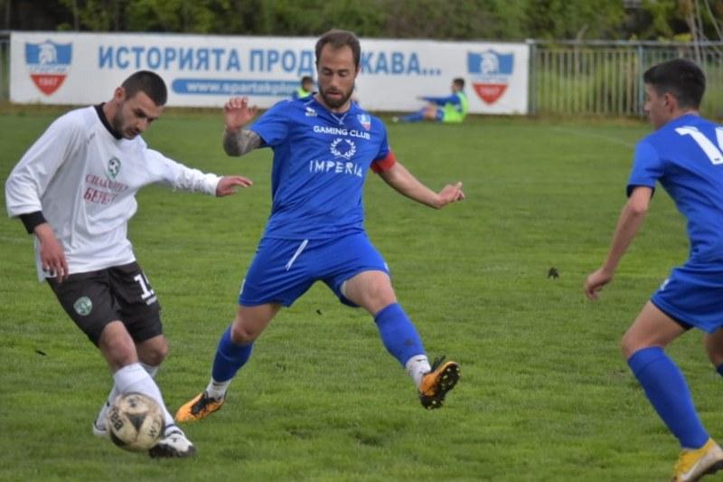 Юноша със страхотен гол за Спартак, 15-годишен направи официален дебют