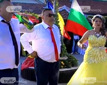 Жандармерия и полиция нахлуха в палата на ромския Митьо Очите