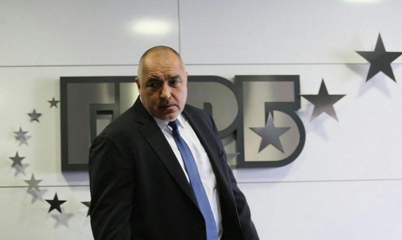 Борисов обвини опозицията в налагането на