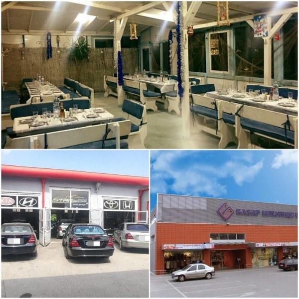 Данъчните в Пловдив удариха оборотен сервиз и рибен ресторант