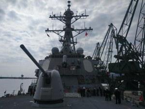 Страшилище акостира във Варна. Какво ще прави USS ROSS? Военна тайна!