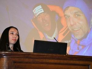 В памет на Боян Петров: Радослава споделя най-вдъхновяващите мисли на алпиниста с асеновградчани