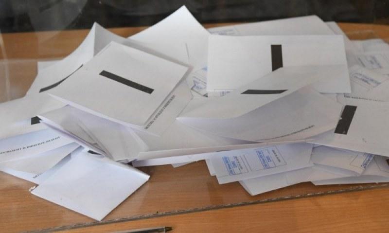 За изборите: 120 000 лева за изборни книжа и 48 000 лева за печати