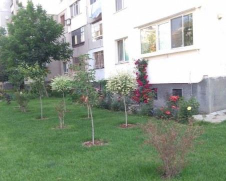 По-ниски данъци, ако съседите сами поддържат градинката пред блока