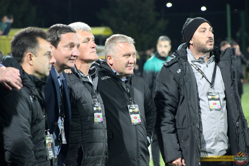 Ботев с най-доброто срещу ЦСКА днес, вдигнаха контузените