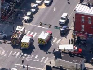 Мъж се вряза в пешеходци след скандал във Филаделфия