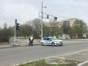 Засилено полицейско присъствие в Коматево днес
