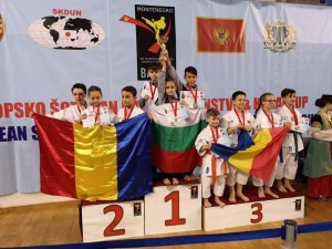 Златните надежди на българското карате