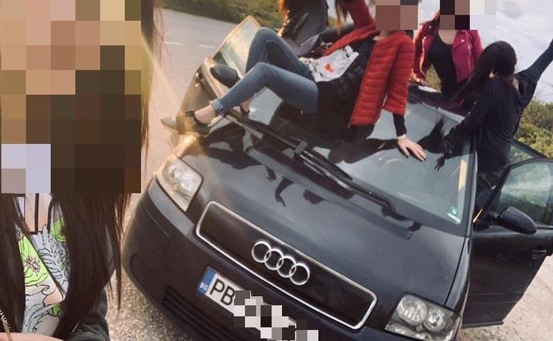 Ученичка подкара