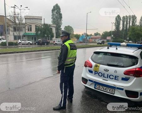 За 24 часа в Пловдив: 153 нарушения по пътищата! Мащабната акция продължава