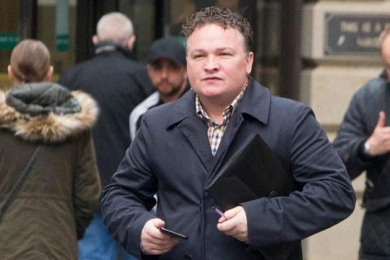 Актьорът Брадли Уелш издъхна след разстрел в Единбург