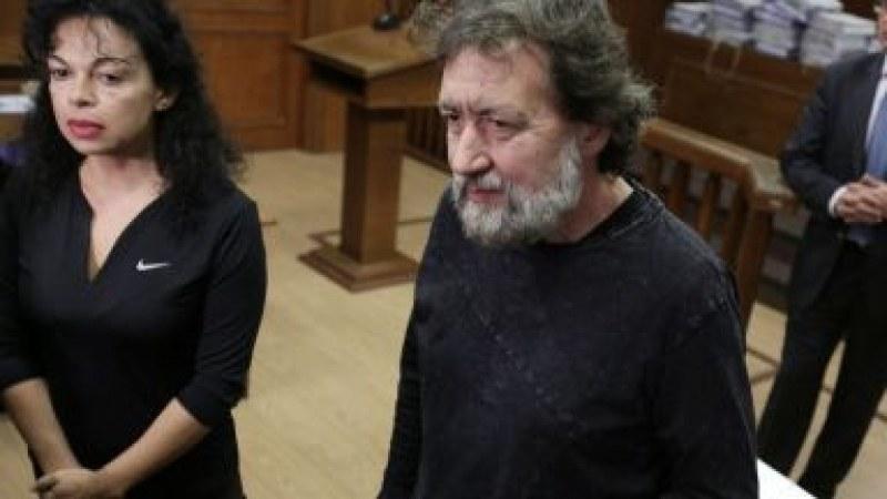 Николай Банев остава в ареста, и жена му ще пробва да напусне килията